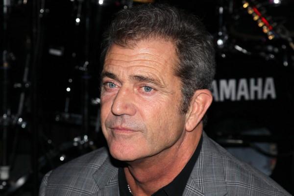 Mel Gibson 600