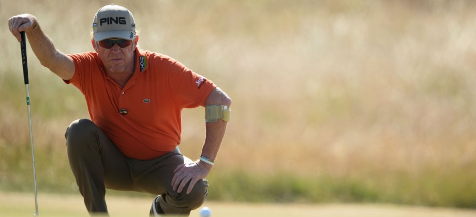 What if Miguel Angel Jimenez Wins the Open Championship?