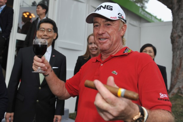 Miguel Angel Jimenez wine