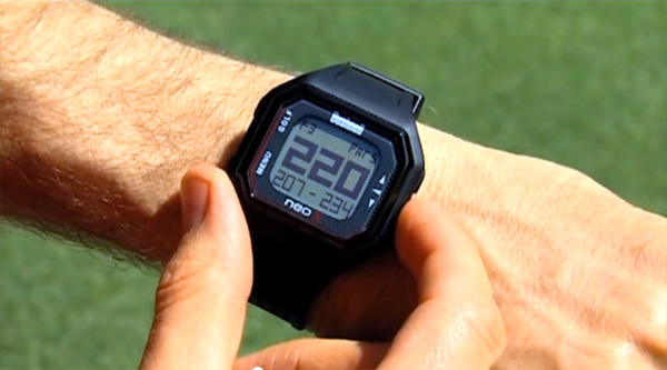 Gearing Up: Bushnell Neo X GPS Watch