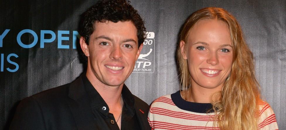 Caroline Wozniacki Denies Split With Rory McIlroy