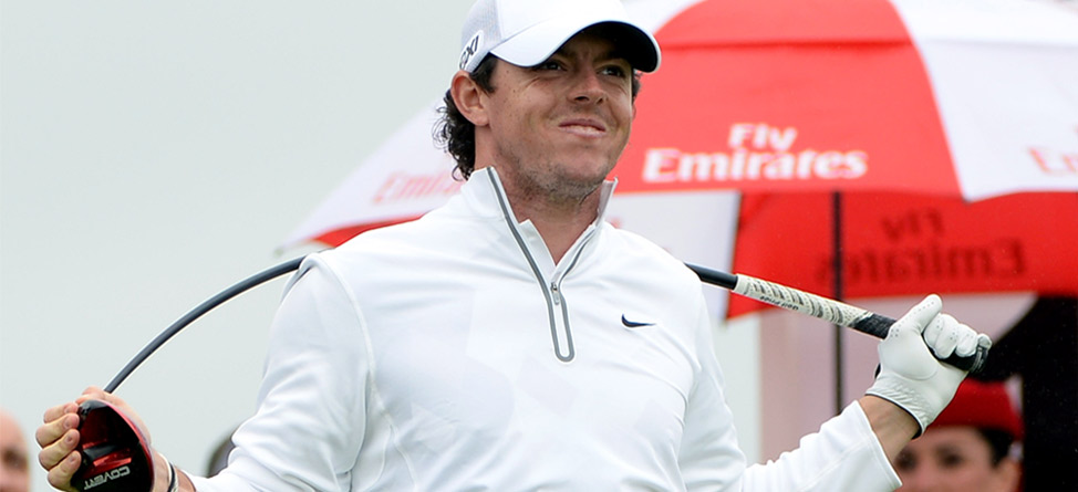 Does Rory Hate His New Clubs?