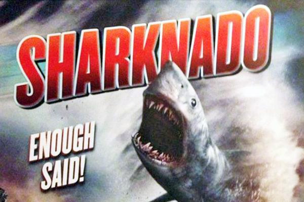 Sharknado Totally Already Happened on a Golf Course
