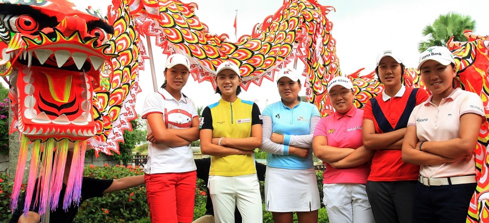 Why South Korea is Dominating Women's Golf