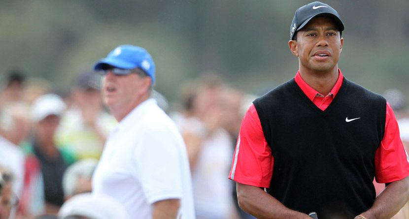 It's Official: Tiger Woods To Miss U.S. Open