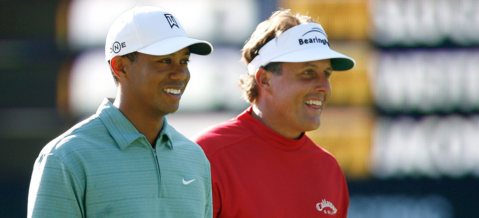The Odds: Tiger, Phil Headline Strong Field at Bridgestone