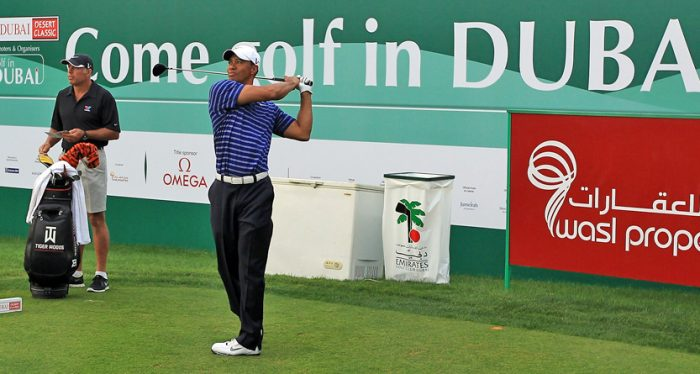 Tiger Woods Loses Course Design Project In Dubai