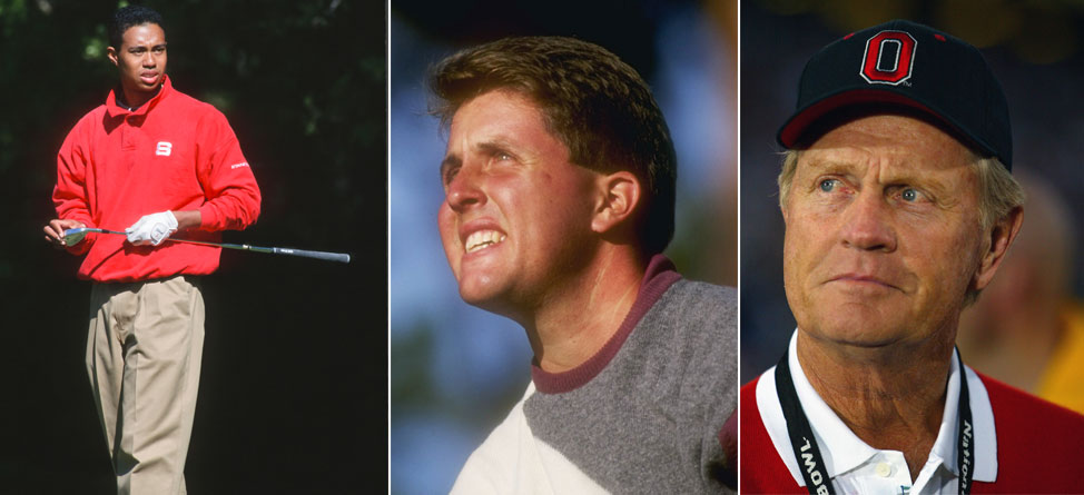 20 Best Golf Alums from NCAA Tournament Schools