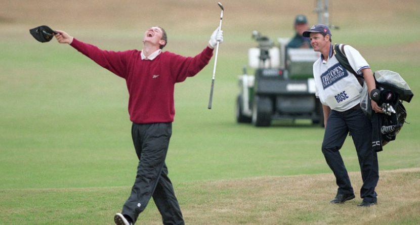 9 Weird & Wild Open Championship Moments