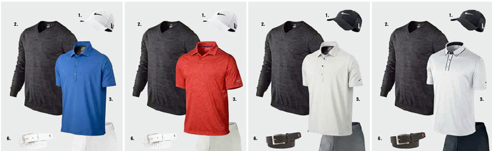 Nike Releases Scripts for Open Championship 2013