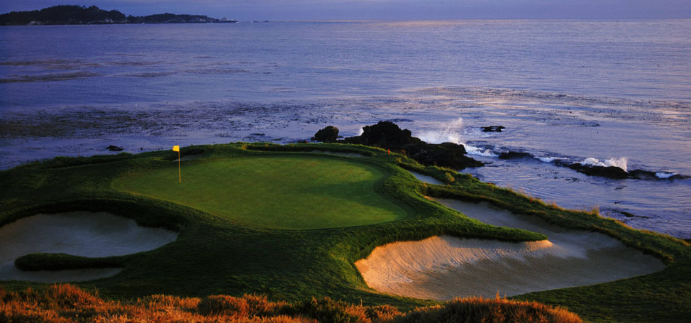 AT&T Pebble Beach Pro-Am Round 1 Tee Times and Pairings