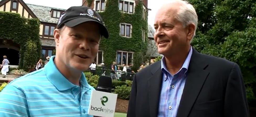 Matt Adams Speaks with PGA of America President Ted Bishop