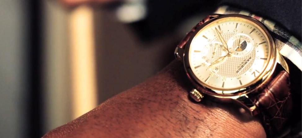 Wrist Renaissance: Akribos XXIV