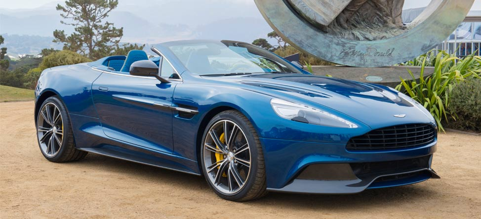 2013 Pebble Beach Concours: The Luxurious Lifestyle