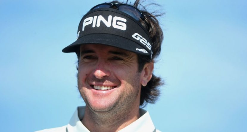 Bubba Watson Makes His Own SportsCenter Video