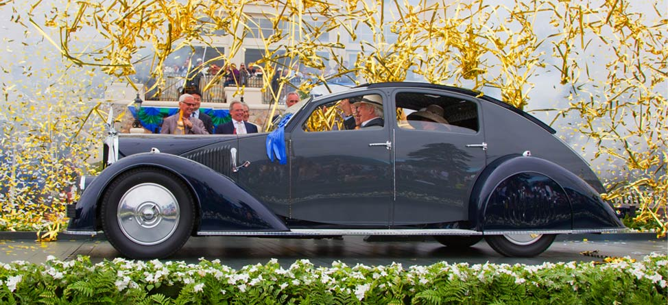 9 Amazing Cars From Pebble Beach Concours