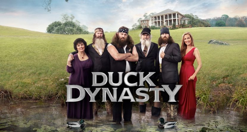 Ducked Up: Golfers Celebrate Duck Dynasty Premiere