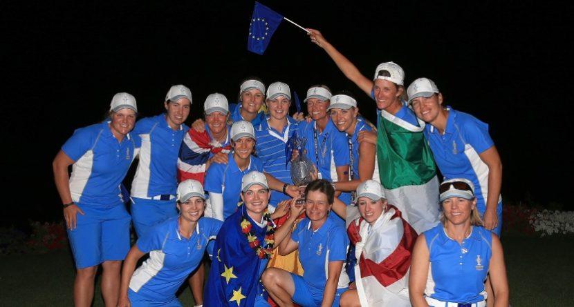 Weekend Recap: Europe Stuns U.S. at Solheim Cup