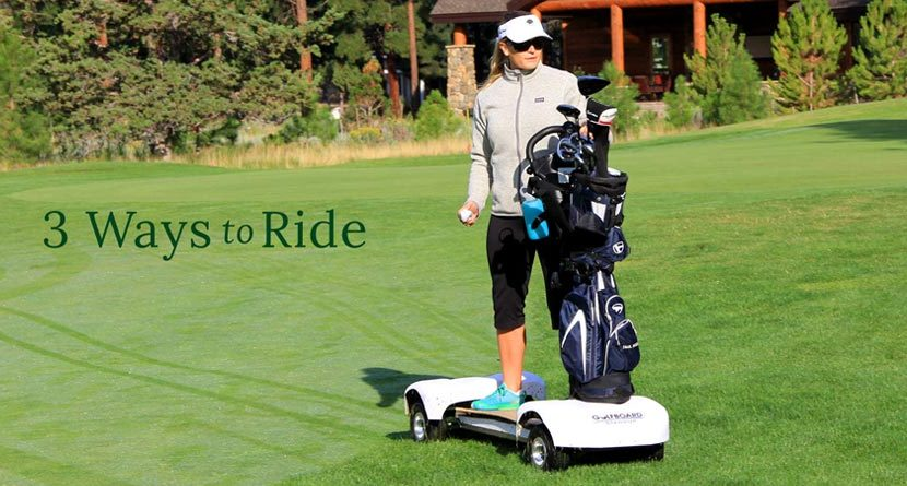 GolfBoard Set to Ramp Up Production