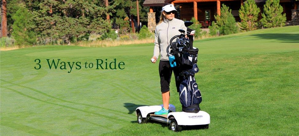 Kickstarter Campaign Merges Surfing and Golf