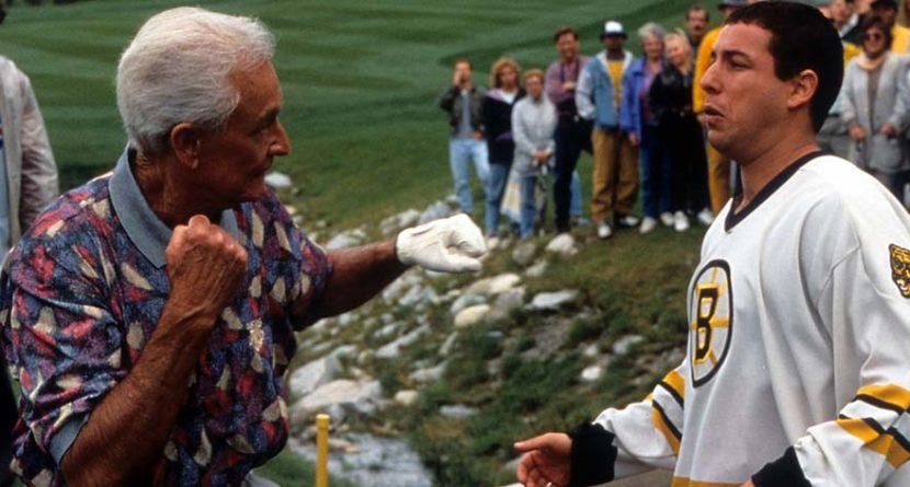 Golf Fights: Teens, Gators & Happy Gilmore