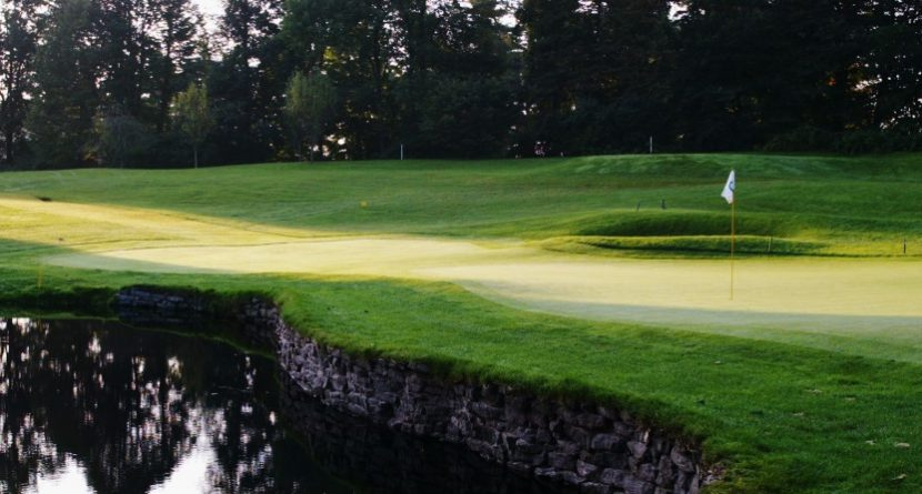 Pin Placements For PGA Championship Round 2