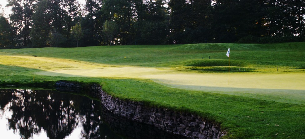 Pin Placements For PGA Championship Round 1