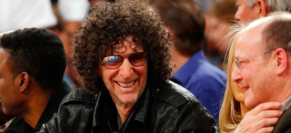 Howard Stern Is Good For Golf
