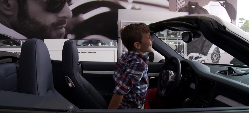 2013 Pebble Beach Concours: Kid in a Candy Store