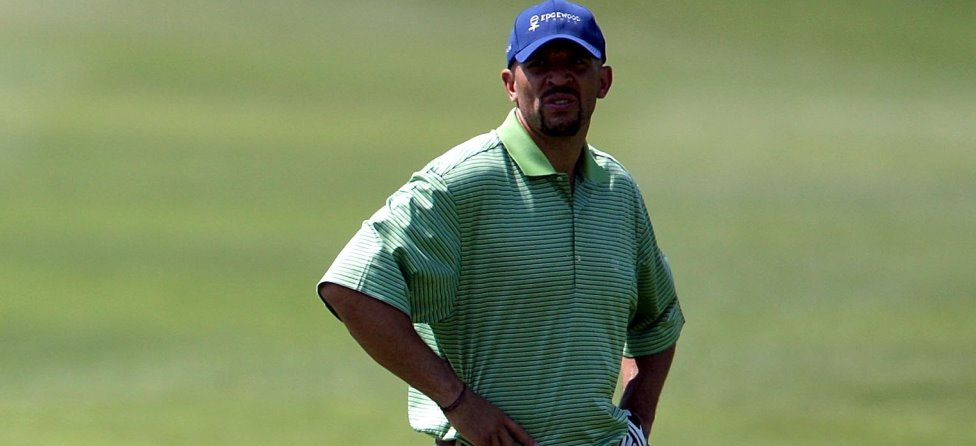 Jason Kidd Stars at Barclays Pro-Am