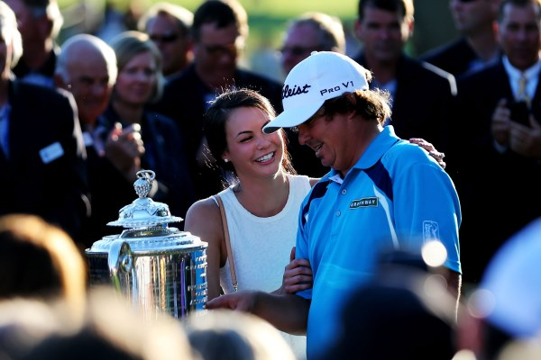 Jason and Amanda Dufner