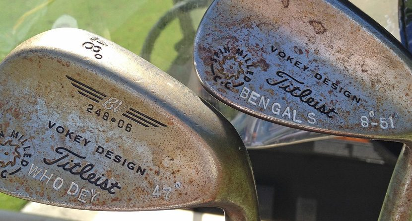 Golf Clubs Getting Personal