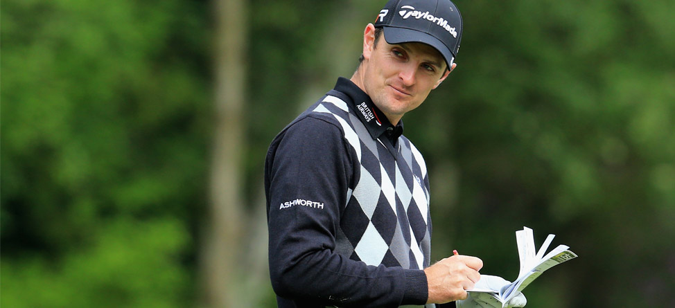 Justin Rose on Oak Hill, Inspiring Youth at PGA Championship
