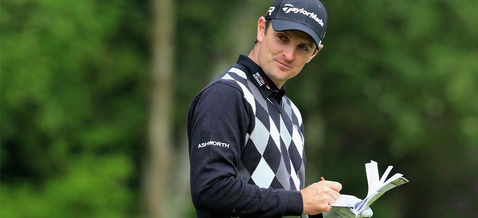 Justin Rose on Oak Hill, Inspiring Youth at PGA Championship