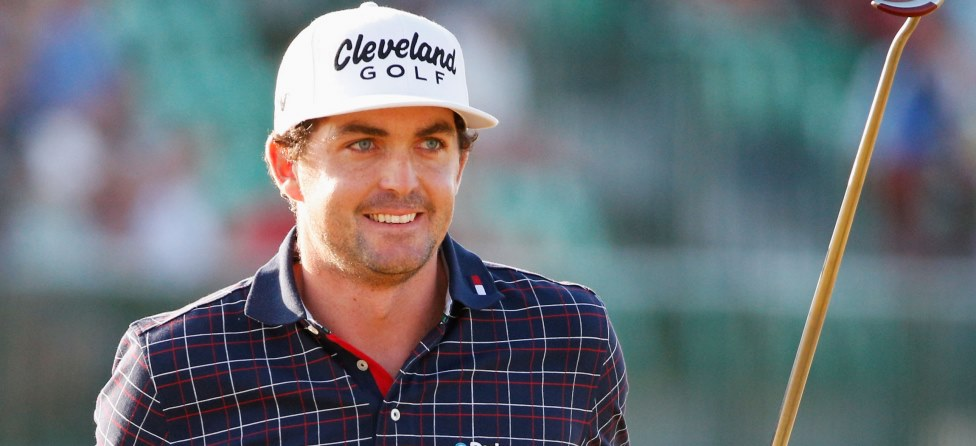Biggest Fan? Man Names Child After Keegan Bradley