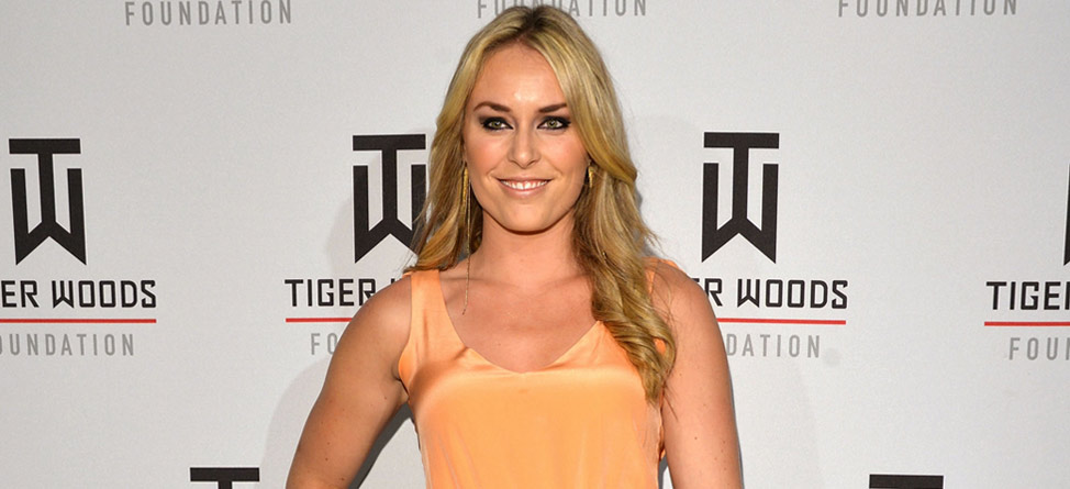 Lindsey Vonn Never More Popular… Thanks to Tiger
