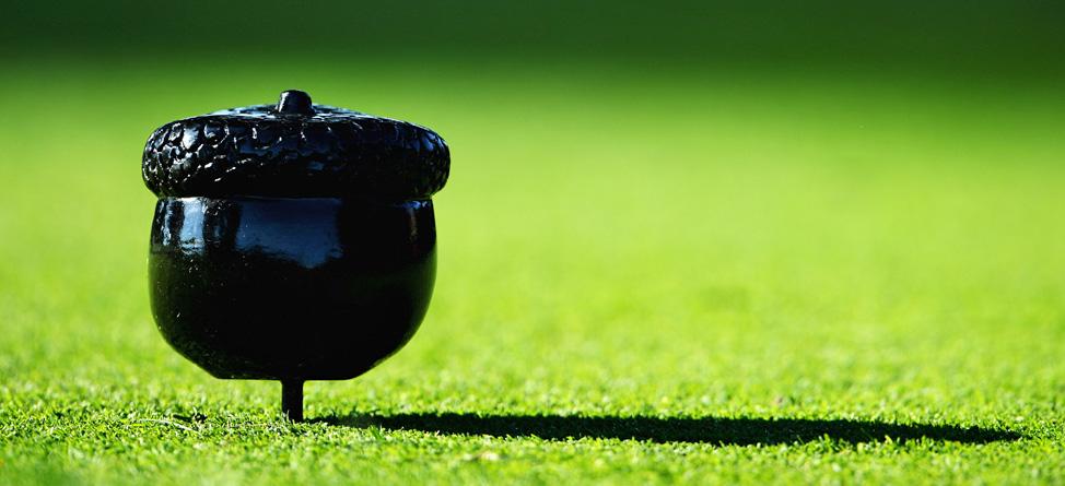 2013 PGA Championship Round 1 Tee Times & Pairings