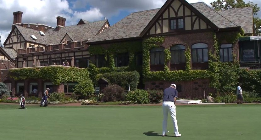 20 Clubs Pros Compete in PGA Championship
