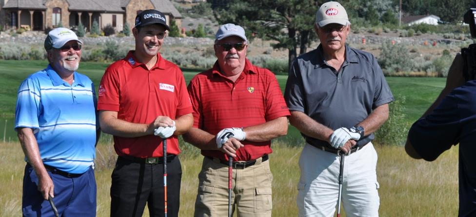 Padraig Harrington Stars in Reno-Tahoe Pro-Am