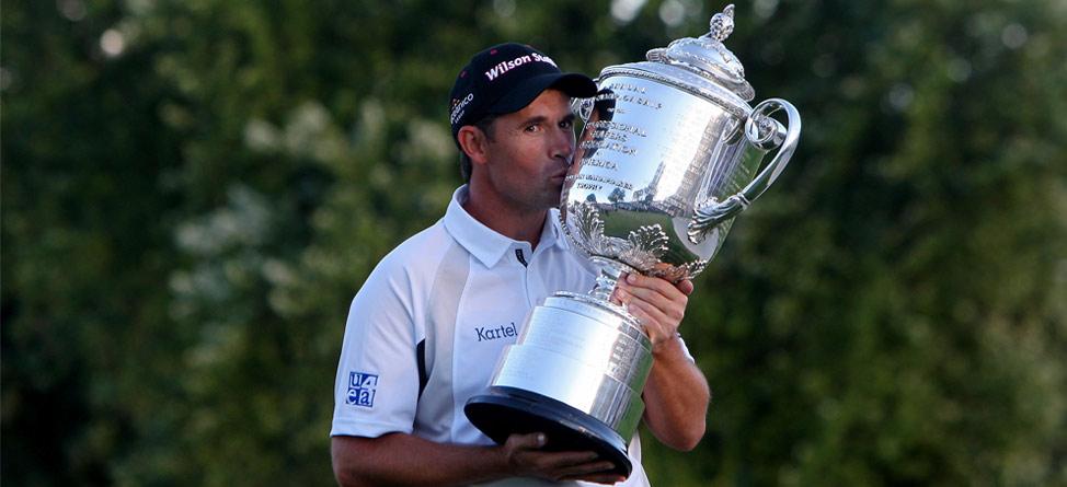 The Art Of Winning With Padraig Harrington