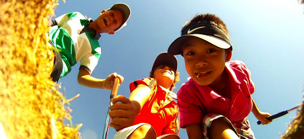 "Kids Say the Darndest Things In ""Short Game"""