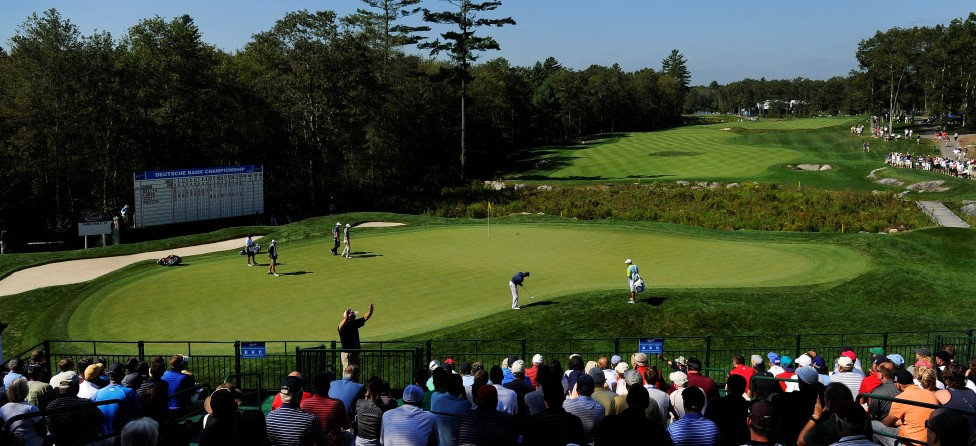 What It Takes To Win: Deutsche Bank Championship at TPC Boston