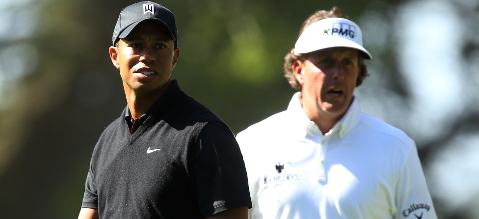 Tiger Woods, Phil Mickelson Seek More Riches at Torrey Pines