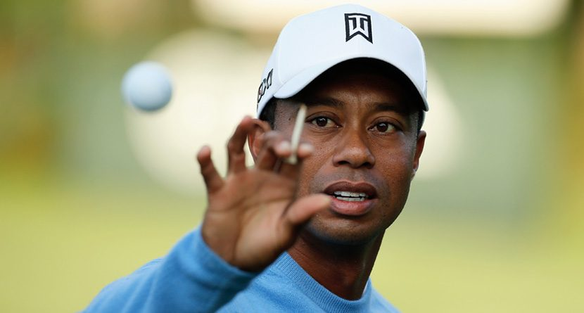 The Odds: Tiger Favorite to Win 15th Major at PGA Championship