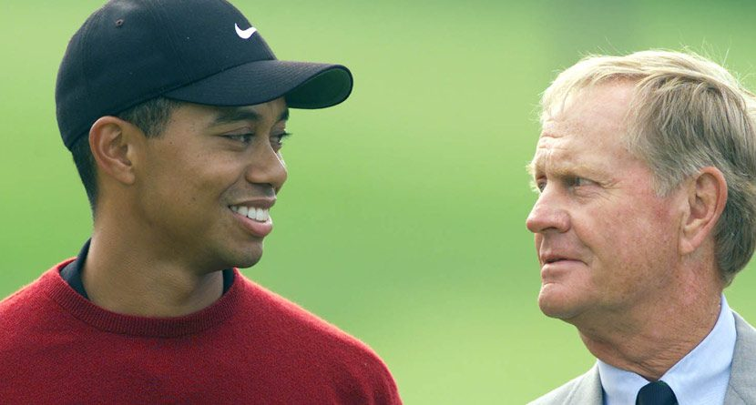 Tiger Woods: The Number 15