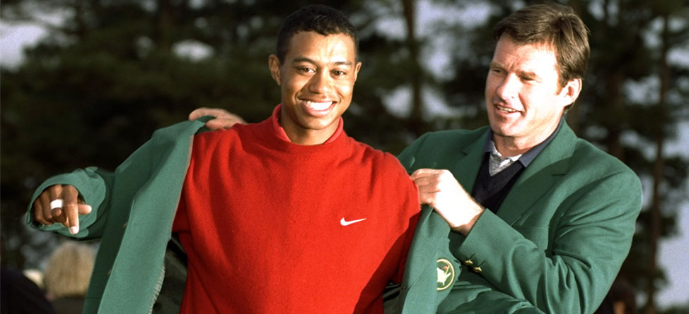 The Odds: Tiger Opens as 2014 Masters Favorite