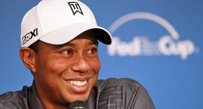 2013 Deutsche Bank Championship: Will Tiger Play?