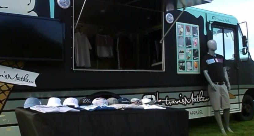 TravisMathew Ice Cream Truck