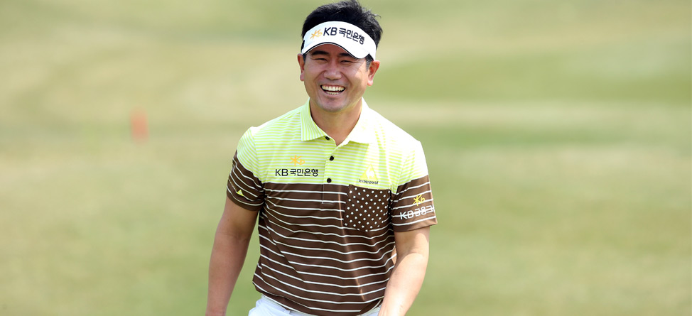 Y.E. Yang Discusses Golf in Asia & Growing the Game
