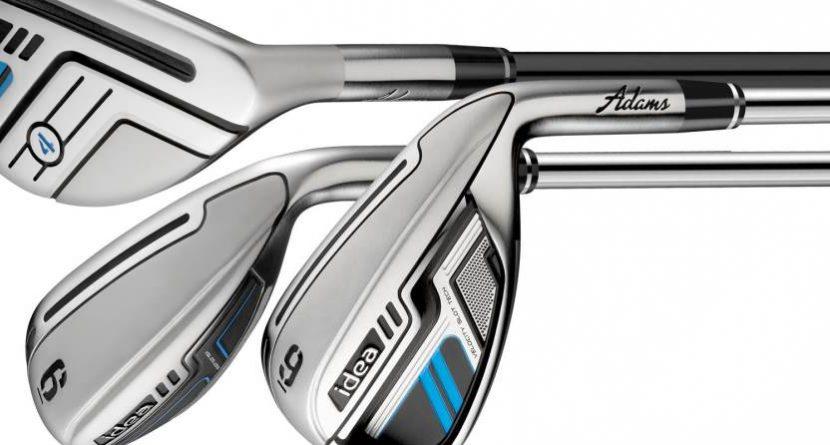 Gearing Up: Adams Idea Hybrid Irons